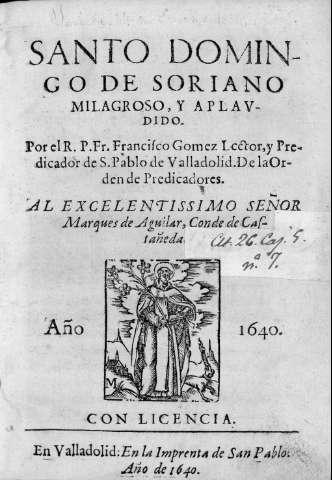 Biblioteca Digital De Castilla Y Leon Santo Domingo De Soriano