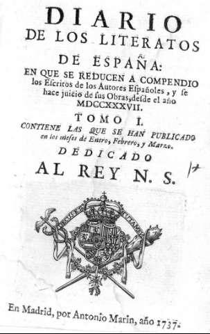 Biblioteca Digital de Castilla y León > Diario de los
