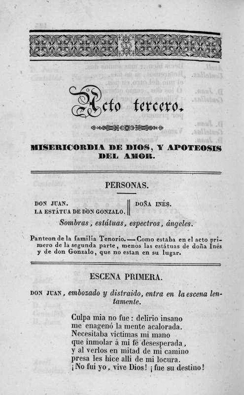 Biblioteca Digital de Castilla y León > Don Juan Tenorio : drama ...