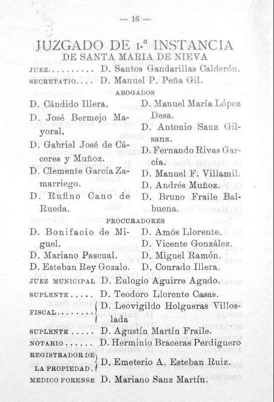 Biblioteca Digital de Castilla y León > Lista de los abogados del ...
