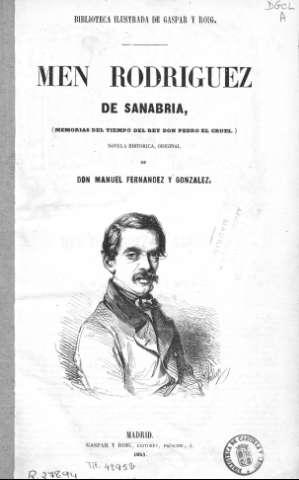 Biblioteca Digital de Castilla y León > Men Rodríguez de